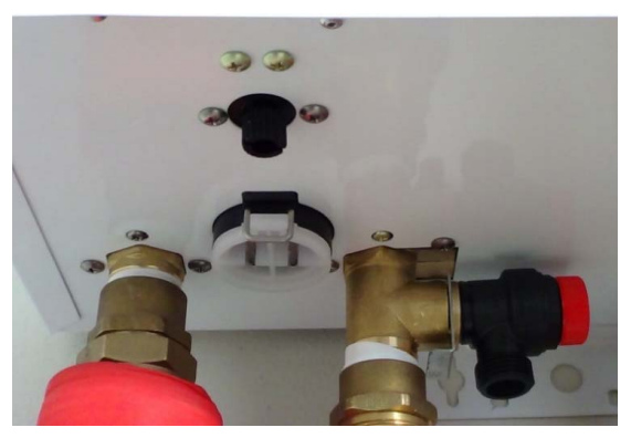 Навьен газовый котел трехходовой клапан